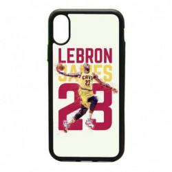 Coque noire pour IPOD TOUCH 5 star Basket Lebron James Cavaliers de Cleveland 23