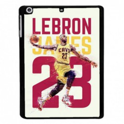 Coque noire pour Samsung Note 8 N5100 star Basket Lebron James Cavaliers de Cleveland 23