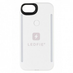 COQUE LEDFIE  BLANCHE PREMIUM IPHONE 6/6S/7/8
