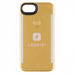 COQUE LEDFIE  OR PREMIUM  IPHONE 6/6S/7/8