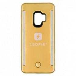 COQUE LEDFIE OR PREMIUM SAMSUNG S9