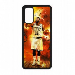 Coque noire pour Samsung Galaxy A3 - A300 star Basket Kyrie Irving 11 Nets de Brooklyn