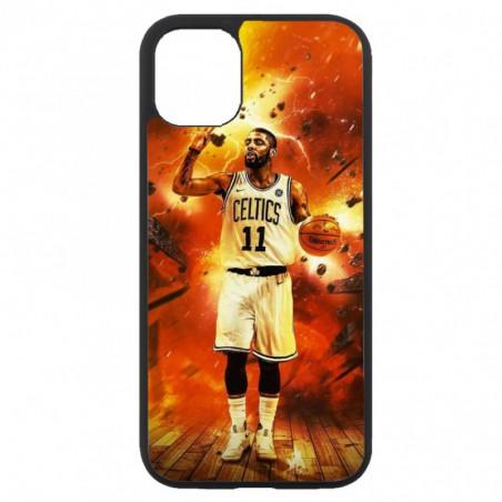 Coque noire pour IPHONE 4/4S star Basket Kyrie Irving 11 Nets de Brooklyn