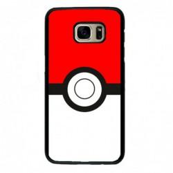 Coque noire pour Samsung i8160 Pokémon Go Pokeball