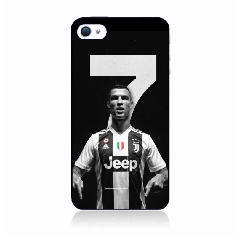 coque perso iphone 5c ronaldo cr7 juventus foot numero 7