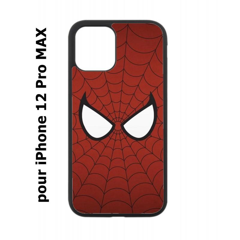 coque iphone 12 spiderman