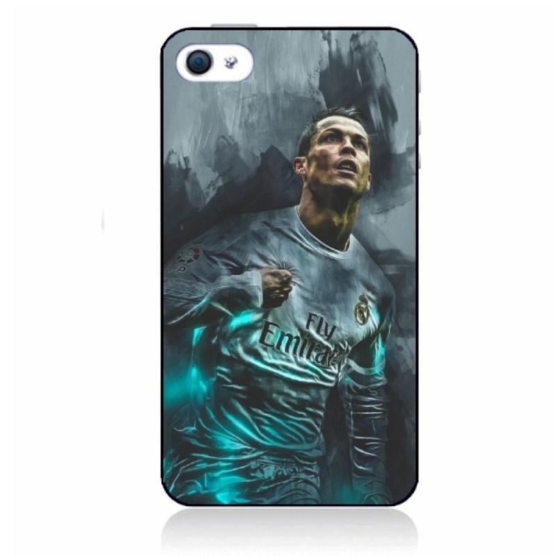 coque perso iphone 5c ronaldo football real madrid