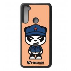 Coque noire pour Xiaomi Redmi Note 9S PANDA BOO© Mao Panda communiste - coque humour