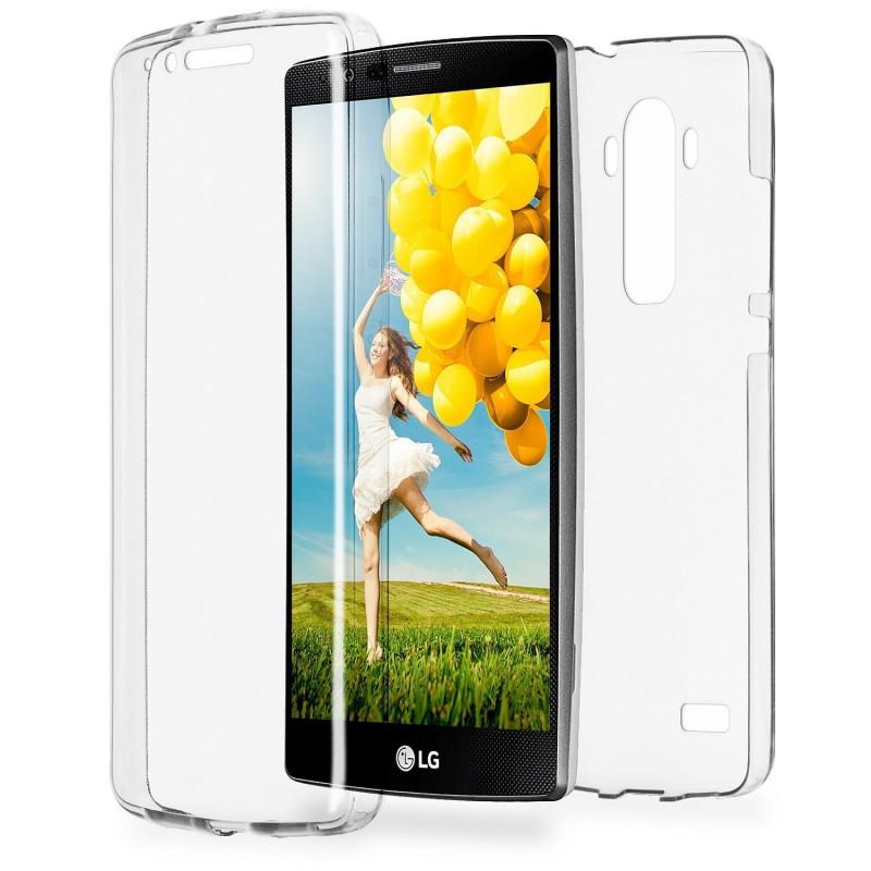 Coque Intégrale 360° smartphone pour LG G4