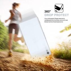 Coque Intégrale 360° smartphone pour Sony XPERIA C4