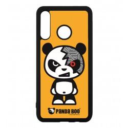 Coque noire pour Huawei P30 PANDA BOO© Terminator Robot - coque humour