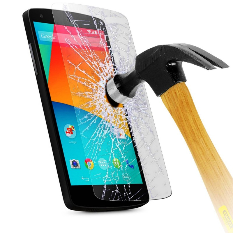 Verre Trempé pour smartphone Alcatel One Touch Pop C7 (7041)