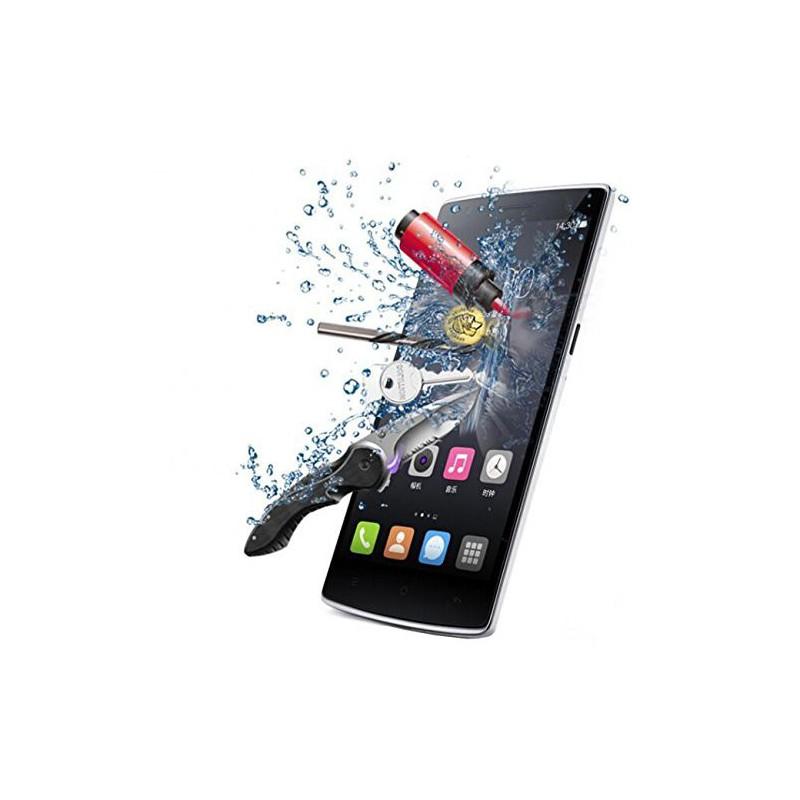"""Verre Trempé pour smartphone Alcatel Pop 4 (5"""" Pouces)"""