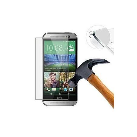Verre Trempé pour smartphone HTC ONE M8