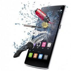 Verre Trempé pour smartphone Samsung Galaxy A7