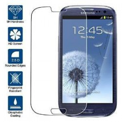 Verre Trempé pour smartphone Samsung Galaxy S3 - I9300
