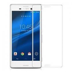 Verre Trempé pour smartphone Sony Xpéria M4 Aqua