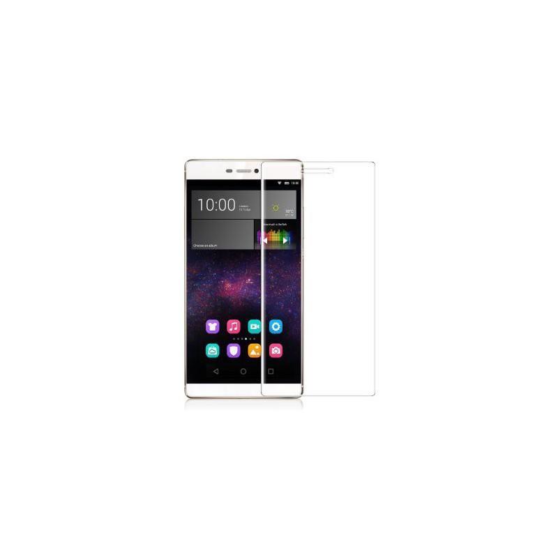 coque S-Line noire pour smartphone Huawei P8