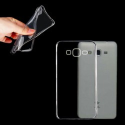 coque Transparente Silicone pour smartphone Samsung Galaxy Grand Prime SM-G530F G530 VE