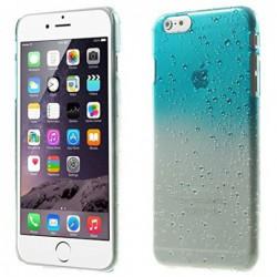 coque Goutte de pluie pour smartphone Iphone 5/Iphone 5S/Iphone SE Goutte de Pluie Vert Emeraude