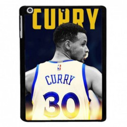 Coque noire pour Samsung Tab 3 10p P5220 Stephen Curry Golden State Warriors Basket 30