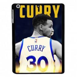 Coque noire pour IPAD 2 3 et 4 Stephen Curry Golden State Warriors Basket 30