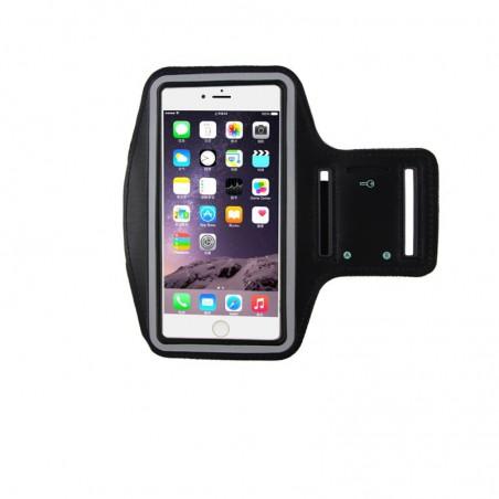 coque Transparente Silicone pour smartphone Iphone 4 - NOIR