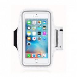 coque Transparente Silicone pour smartphone Iphone 4 - BLANC