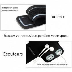 coque Transparente Silicone pour smartphone Iphone 6/6S - BLANC