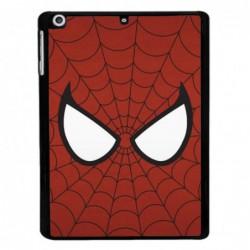 Coque noire pour IPAD 2 3 et 4 les yeux de Spiderman - Spiderman Eyes - toile Spiderman