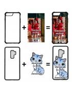 Personnalisez votre coque de téléphone. Choisissez un design existant ou envoyez vos photos ou images pour votre coque de téléphone